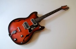 Burns London GB66 Redburst 1965