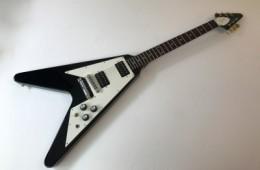 Gibson Flying V reissue 67 Ebony