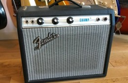 Fender Champ Silverface 1973