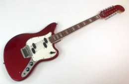 Fender XII 1966 Candy Apple Red