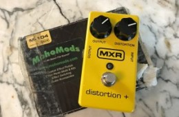 MXR Distortion + by MohoMods
