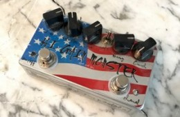 MAXZ Pedals Hi Gain Monster