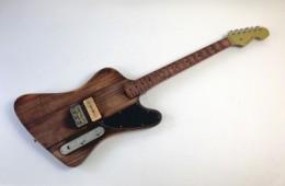 The Guitar Maker FireQueen Junior