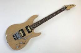 Guitare unique type Superstrat