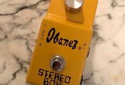 Ibanez ST-800 Stereo Box Tremolo