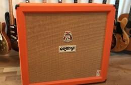 Orange PPC412-LTD 40th Anniversary