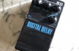 Aria DD-X5 Digital Delay Japan