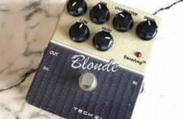 Tech 21 Blonde préampli