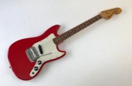 Fender Bronco 1975 Dakota Red