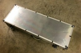 Rockcase Bass Flight Case