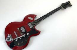 Gretsch 6126 Astro Jet 1967 Red/Black
