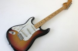 Fender Stratocaster LH 1975 Sunburst