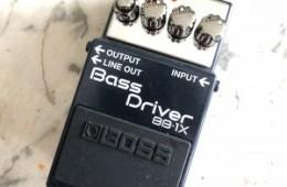 Boss BB1-X Bass Driver