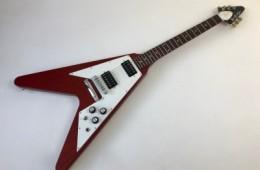 Gibson Flying V 2010 Faded Cherry