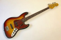 Fender Jazz Bass 1965 Sunburst