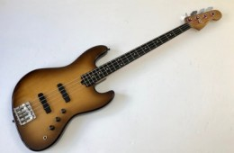 Capelli Jazz Bass Tobacco Sunburst