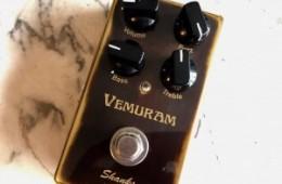 Vemuram Shanks 4K Fuzz