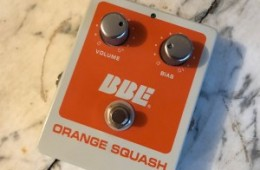 BBE Orange Squash Compressor