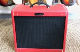 Fender Blues Junior III 2011 Red October
