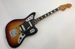Fender Jaguar 1975 Sunburst