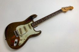 Fender Stratocaster Rory Gallagher 2010