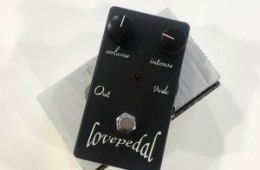 Lovepedal Karl Fuzz USA
