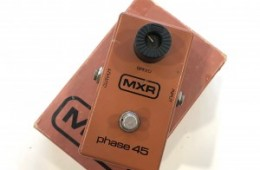 MXR Phase 45 Block Logo M105