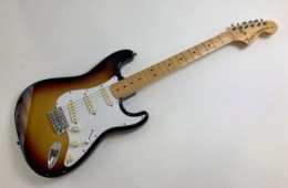 Fender Stratocaster Reissue 72 Sunburst