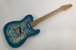 Fender Telecaster Blue Floral 1999