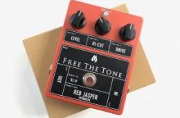 Free The Tone Red Jasper RJ-1V