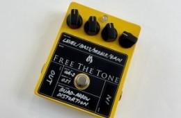 Free The Tone Quad-Arrow QA-2