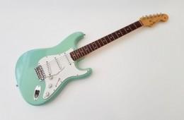 Fender Stratocaster 1960 NOS Seafoam