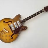Harmony H75 Sunburst 1964