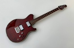 Music Man 25th Anniversary Redburst
