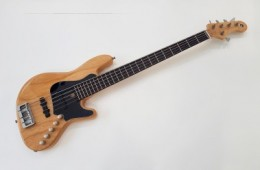 Elrick New Jazz Bass V Natural