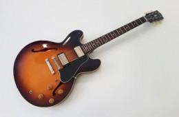 Gibson ES-335 Sunburst 1958 reissue