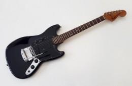 Fender Mustang 1978 Sparkle Black