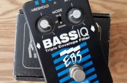 EBS BassIQ Black Label