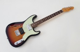 Fender Pawn Shop 72 Sunburst 2012