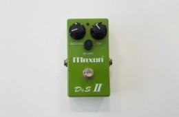 Maxon D&S II Distortion/Sustainer