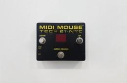 Tech 21 Midi Mouse contrôleur