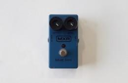 MXR Blue Box Octave Fuzz M103