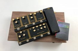 Jam Pedal Custom Shop Multi-Effets