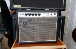 Fender Vibro Champ Silverface Drip Edge