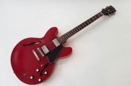 Gibson ES-335 Dot Cherry 1987