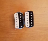 Gibson 496R & 500T Zebra Set