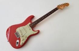 Fender Stratocaster 1960 Relic Fiesta Red