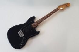 Fender Musicmaster 1978 Black