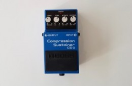 Boss CS-3 Compression