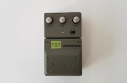 Ibanez TS7 Tube Screamer Radikal